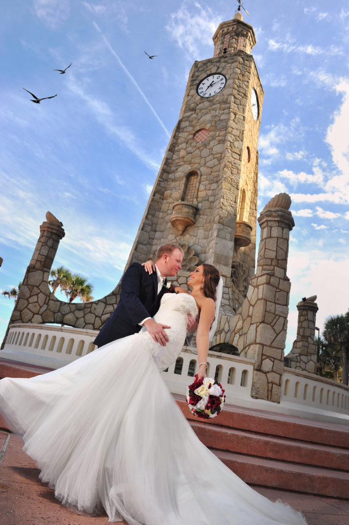Daytona beach wedding photography