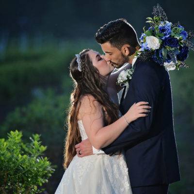 Blueberry Farm Wedding in Mims- E + A